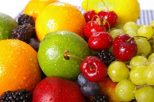 Hoa quả giúp hạn chế oxy hoá độc hại của các gốc tự do